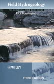 ield Hydrogeology The Geological Field Guide Series - NGWA