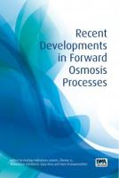 Recent Developments in Forward Osmosis Processes - IWA Publishing