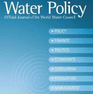 Water Policy Journal - IWA Publishing